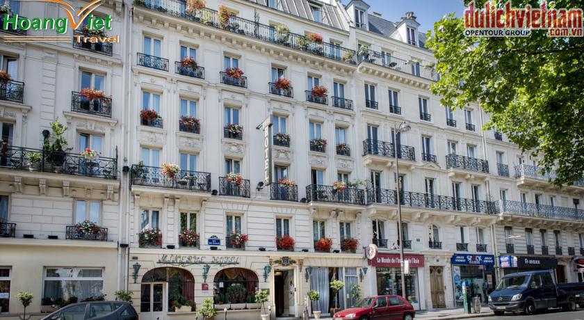 Khách sạn 3 sao tại Paris
