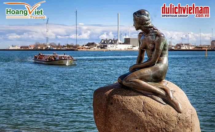 Bức tượng Little Mermaid