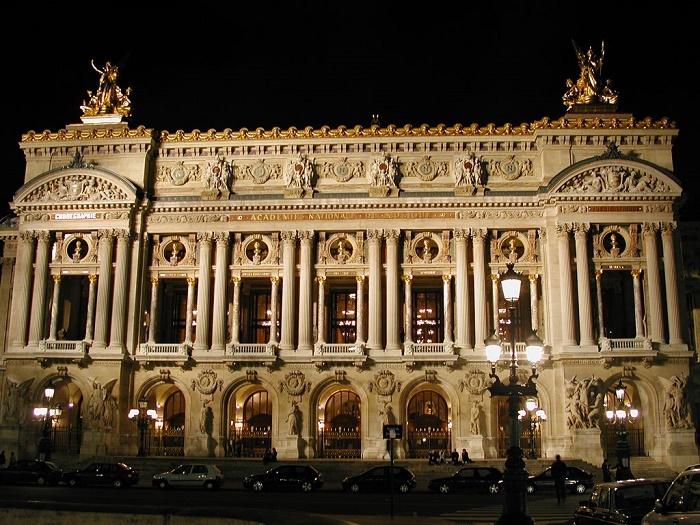 Nhà hát Opera Paris