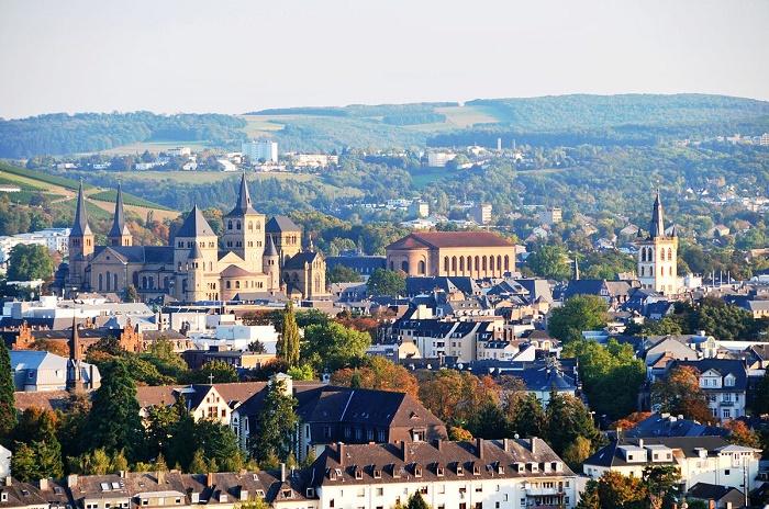 Thành Phố Lịch Sử Trier
