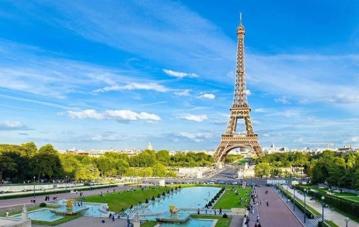 Tháp Eiffel Pháp