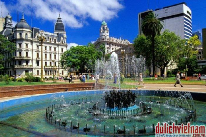 Quảng trường Plaza de Mayo