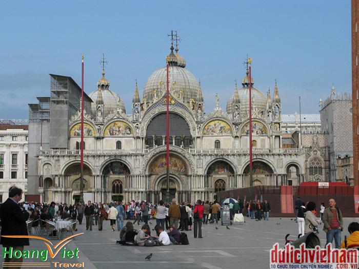 Quảng trường San Marco.