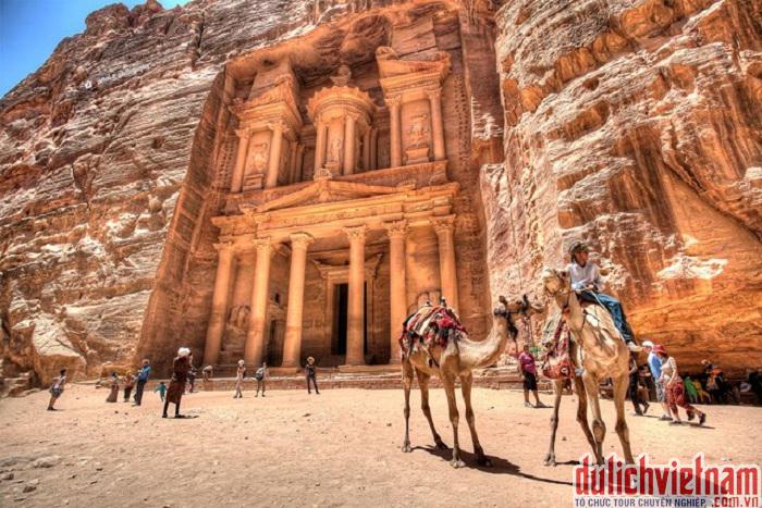 Thánh địa Petra