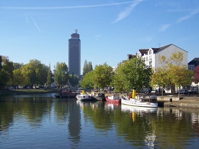 Thành phố biển Nantes