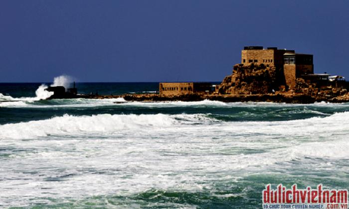 Thành phố cảng Caesarea