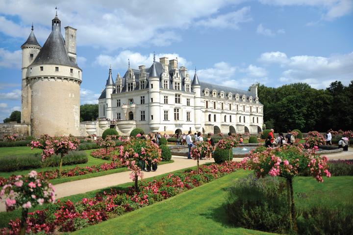 thung lũng sông Loire