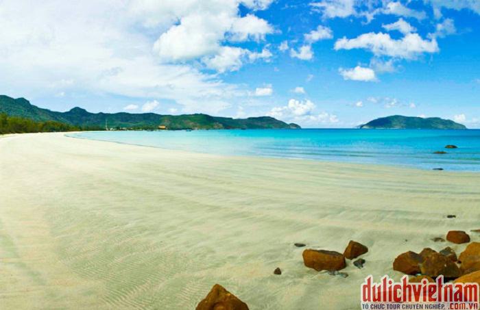 Bãi Đầm Trâu - Côn Đảo