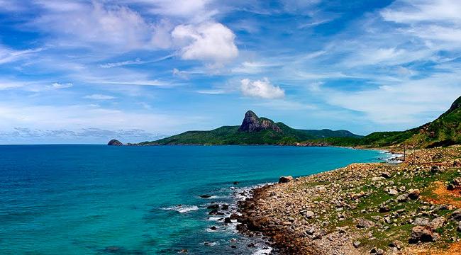 Vẻ đẹp hoang sơ quyến rũ của Côn Đảo