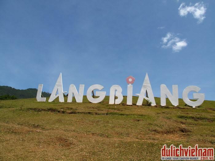 Du lịch đỉnh Lang Biang