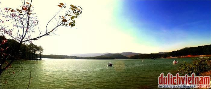 Hồ Thuyền Lâm - Đà Lạt