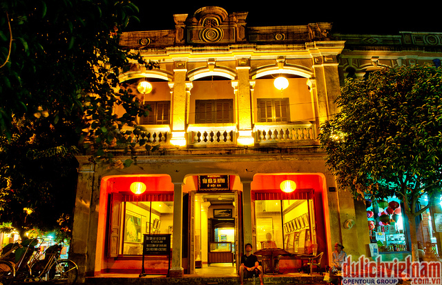 Bảo tàng văn hóa Sa Huỳnh - nơi lưu giữ tới 946 hiện vật có giá trị