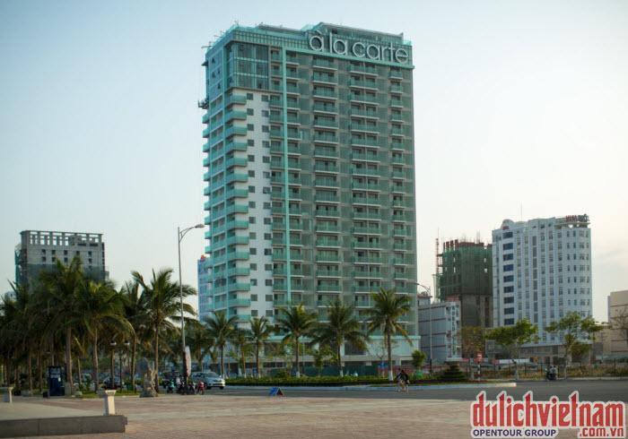 Khách sạn 4 sao cao cấp, sang trọng và đầy đủ tiện nghi tại Đà Nẵng