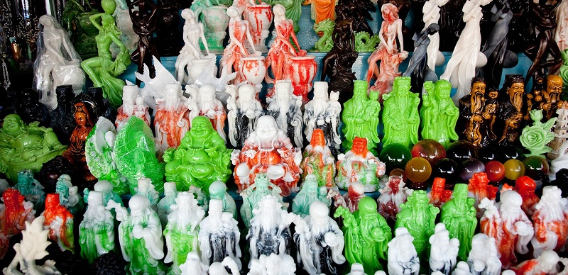 Đến với Làng đá Non Nước Đà Nẵng bạn sẽ dễ dàng mua được những sản phẩm đá đẹp mắt, giàu nghệ thuật