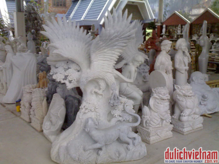 Làng nghề đá Non Nước - điểm dừng chân lý tưởng của khách du lịch Đà Nẵng