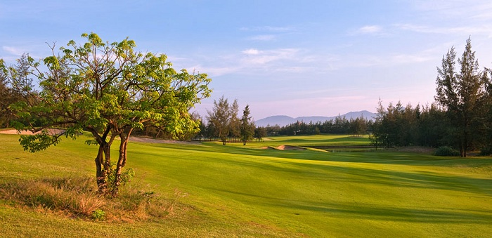 Sân Golf Đà Nẵng Montgomerie Links