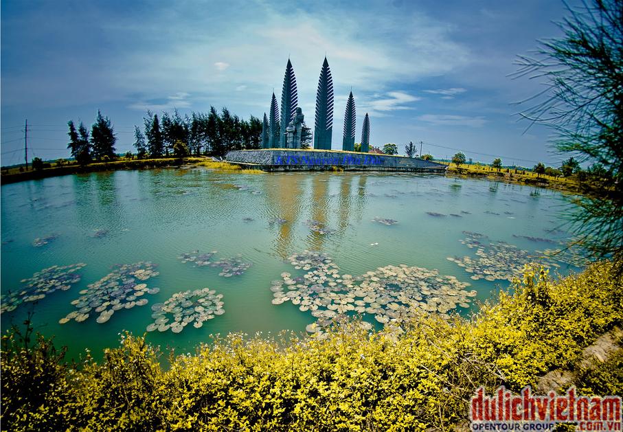 Sông Bến Hải ngày nay
