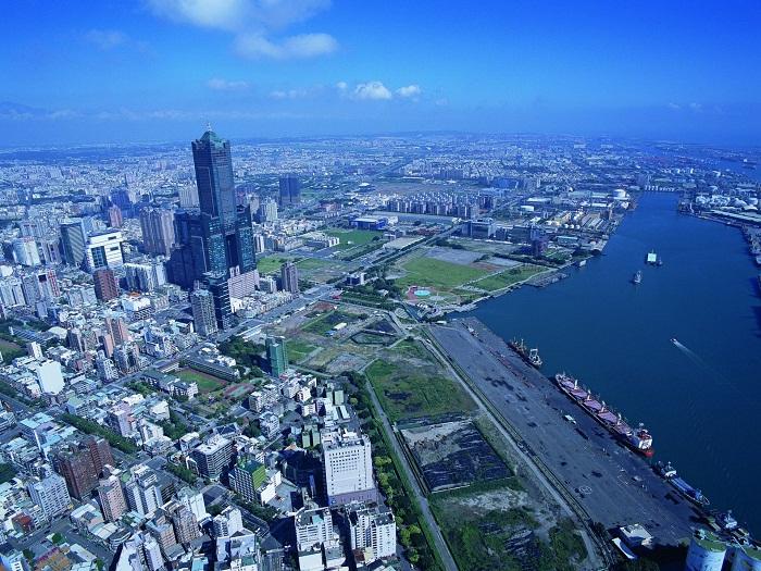 Thành phố biển Cao Hùng xinh đẹp