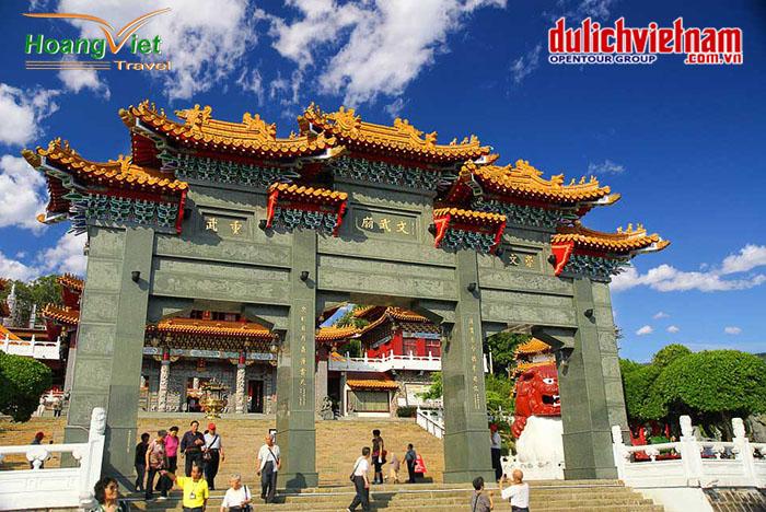 Văn Võ Miếu Đài Loan