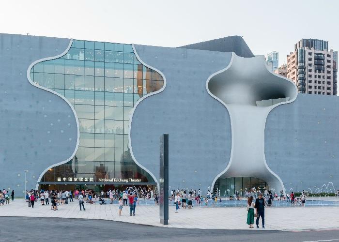 nhà hát opera Đài Trung