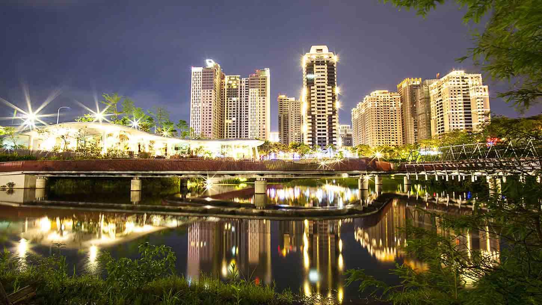 Thành Phố Đài Loan lung linh sắc màu