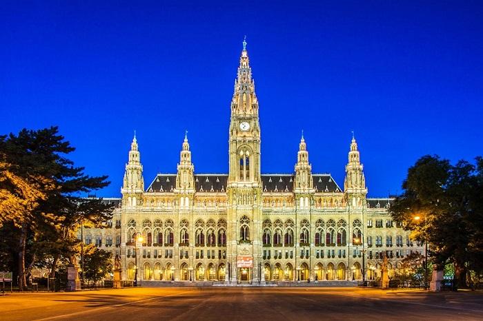 Tòa nhà City Hall