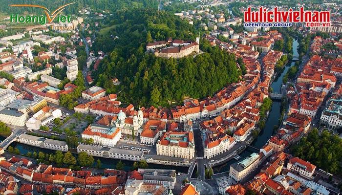 Lâu đài Ljubljana