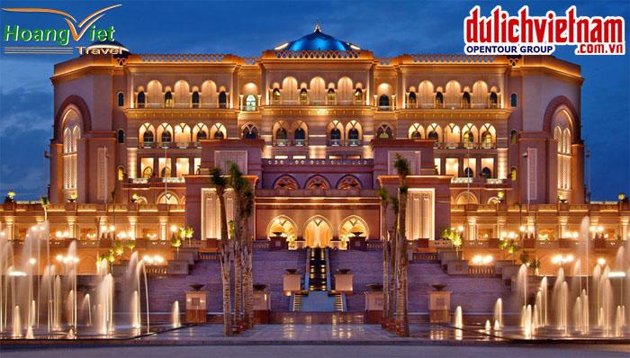 Khách sạn Emirates