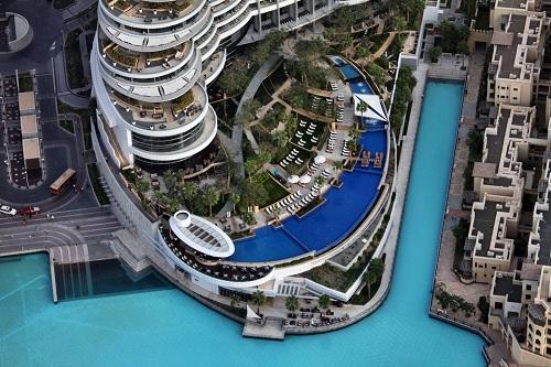 Kết quả hình ảnh cho Tháp Khalifa - Burj Khalifa