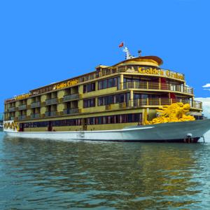 Du thuyền Golden
