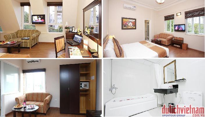 Khách sạn 3 sao Hà Nội