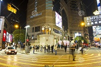 Trung tâm mua sắm Time Square