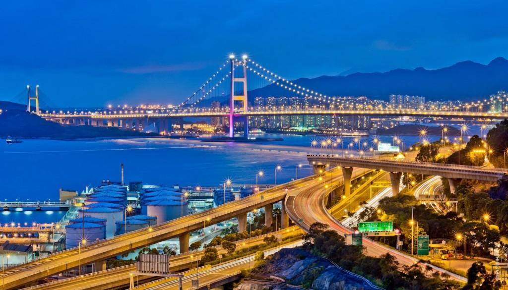 Cầu Treo Thanh Mã Hồng Kông