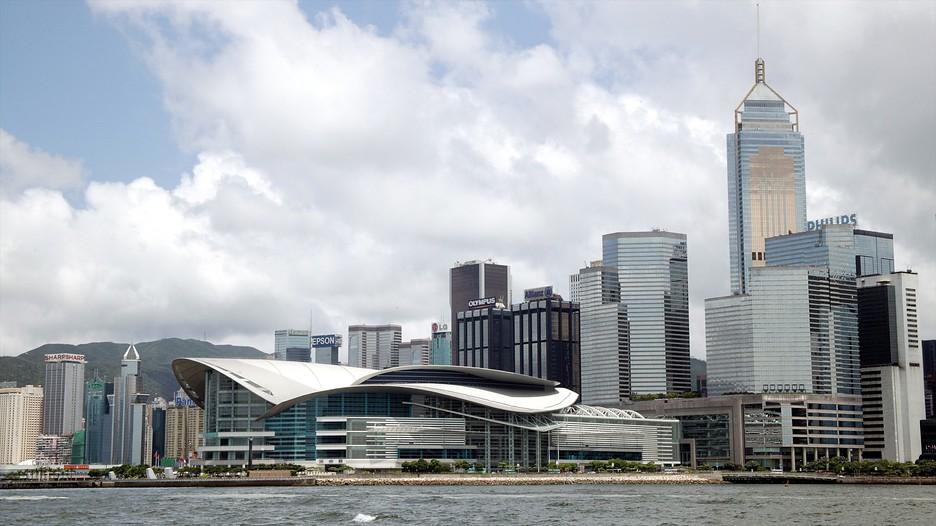 Trung Tâm Hội Nghị Và Triển Lãm Hồng Kông
