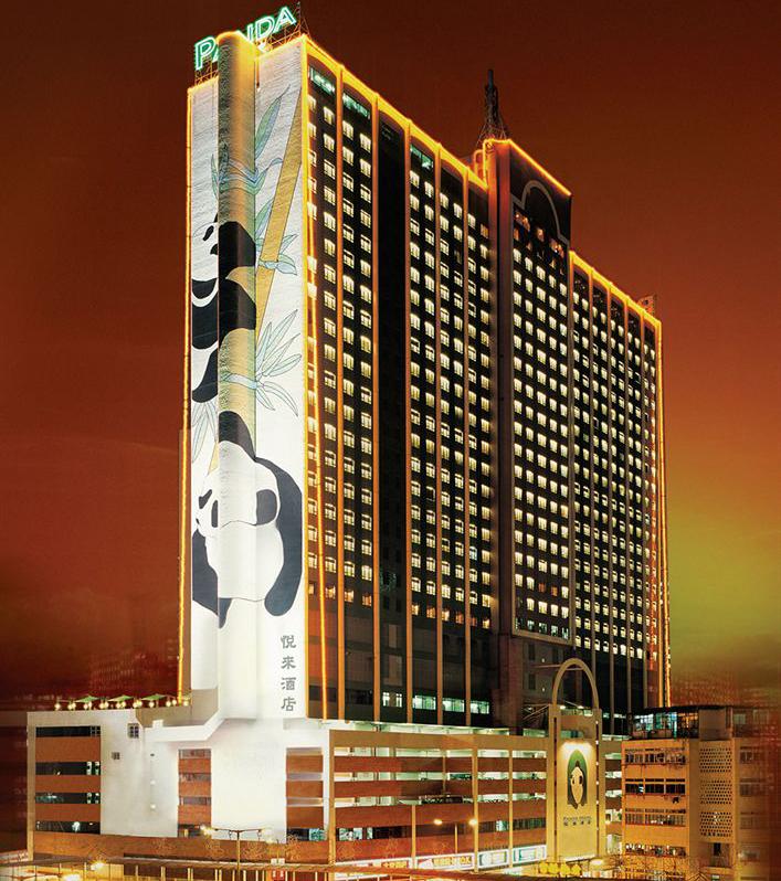 Khách sạn Panda Hồng Kông sang trọng, hiện đại, đầy đủ tiện nghi