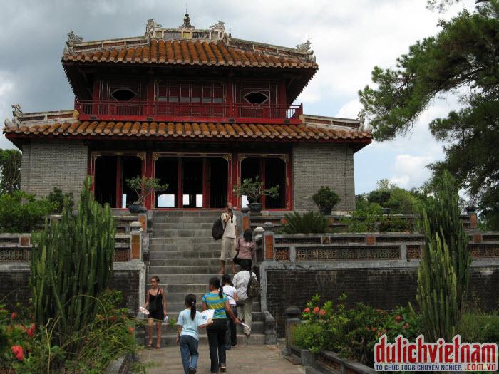 Lăng Minh Mạng - Huế