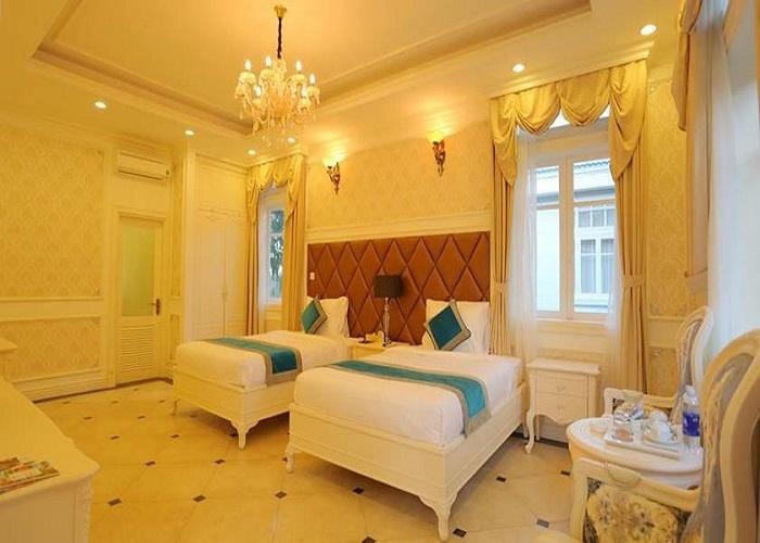 Phòng ngủ Vĩnh Thịnh Resort