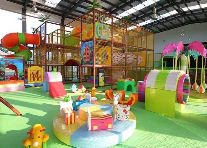 Khu vui chơi cho trẻ em Vĩnh Thịnh Resort