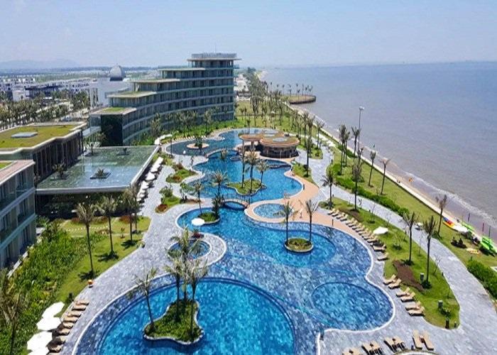 Toàn cảnh về FLC Sầm Sơn Resort 5 sao