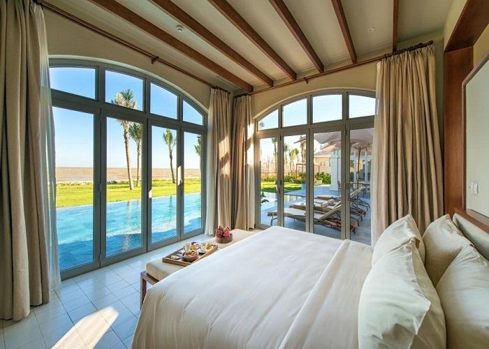 Phòng ngủ FLC Sầm Sơn Resort 5 sao