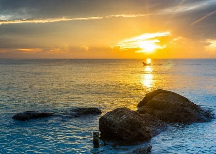 Cảnh biển Sầm Sơn