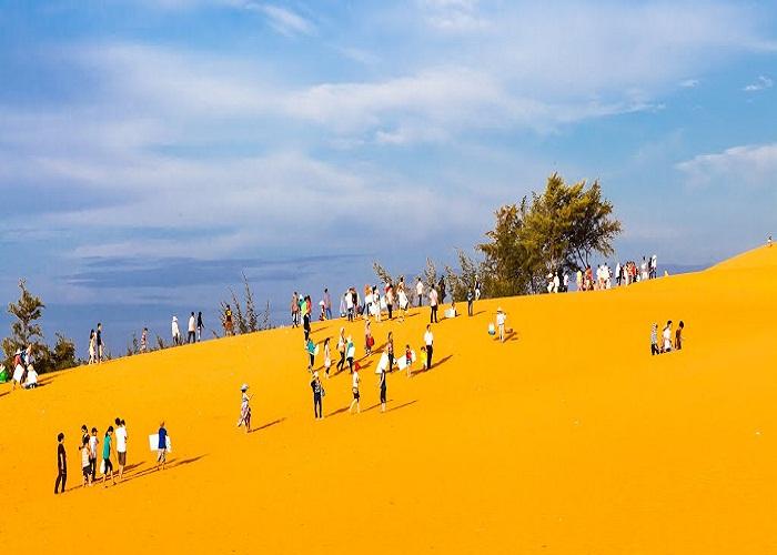 Nhiều phong cảnh đẹp ở Phan Thiết