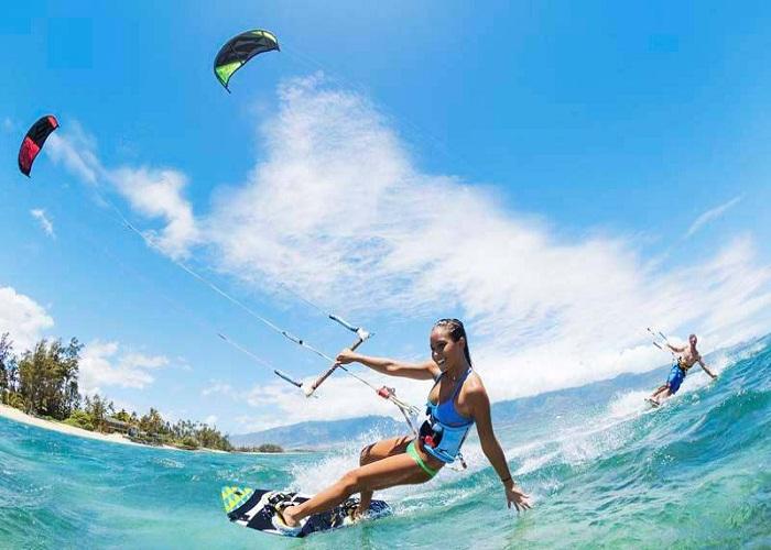 Trải nghiệm lướt ván ở Phan Thiết