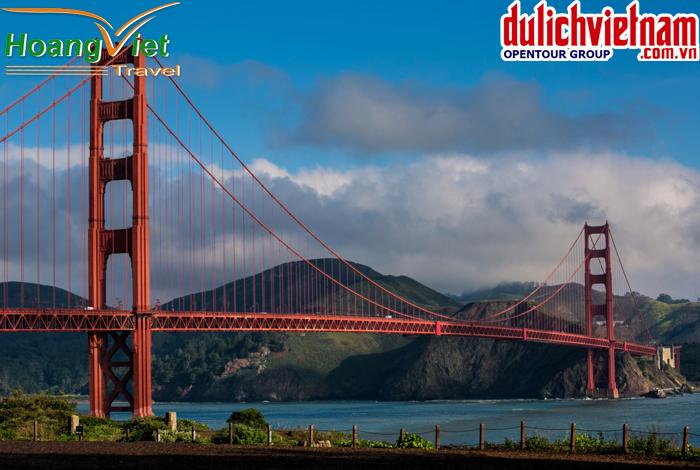 Cầu Cổng Vàng (Golden Gate)