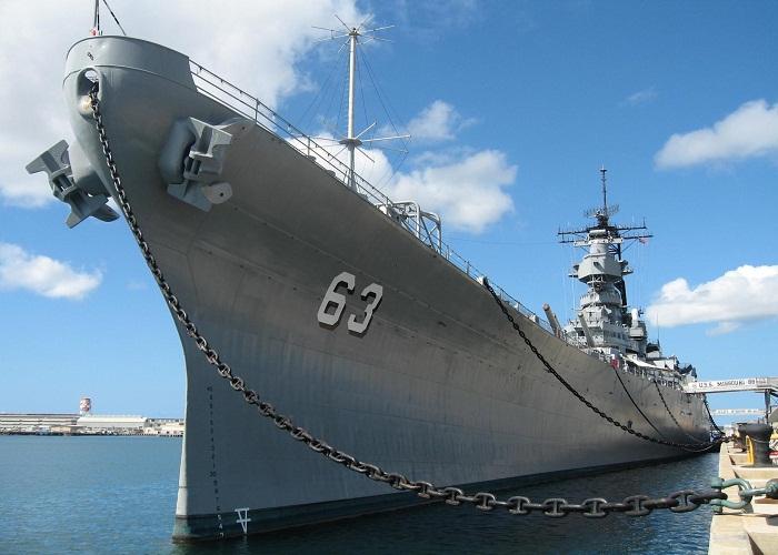 Chiến hạm USS Missouri