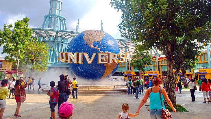 Tham quan phim trường Universal