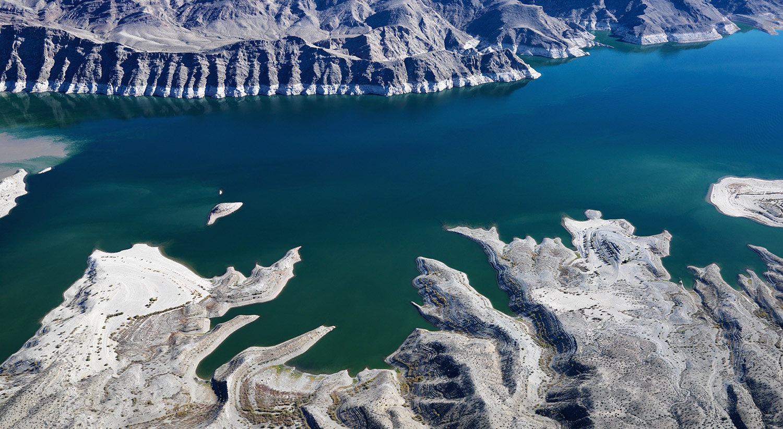 Hồ nhân tạo Lake Mead