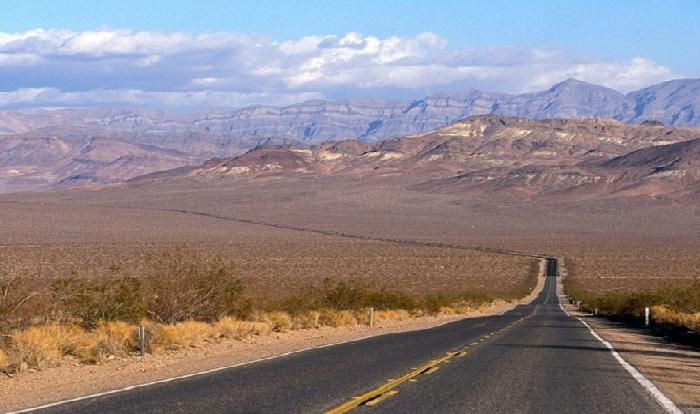 Hoang mạc Mojave