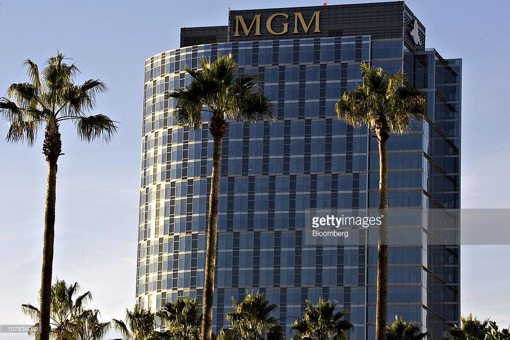 Tòa nhà MGM đồ sộ