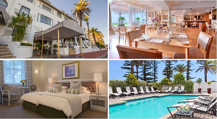 Khách sạn 4 sao  sang trọng tại thành phố Cape Town